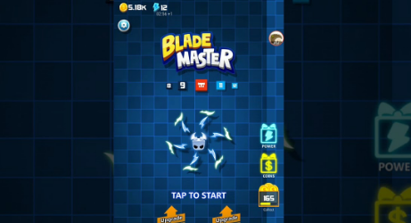 Blade Master на Андроид