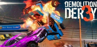 Demolition Derby 3 на Андроид