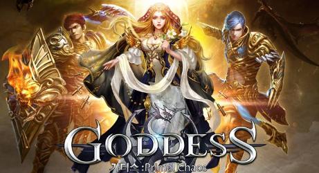 Goddess Primal Chaos на Андроид