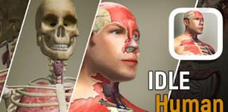 Idle Human на Андроид
