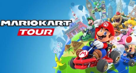 Mario Kart Tour на Андроид