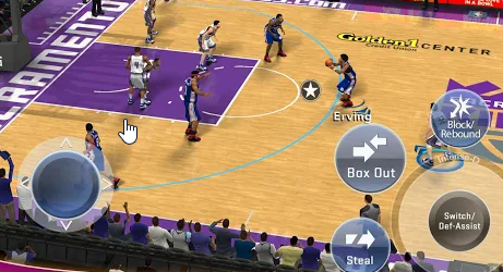 NBA 2K20 на Андроид