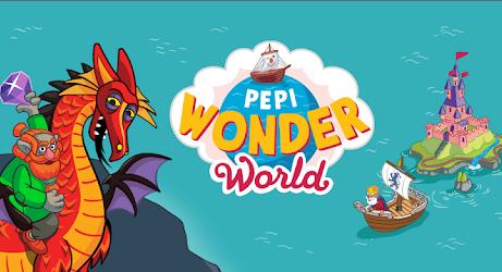 Pepi Wonder World на Андроид