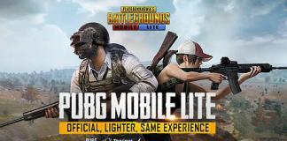 PUBG MOBILE LITE на Андроид