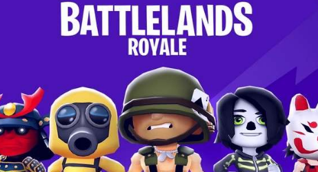 Battlelands Royale Online на Андроид