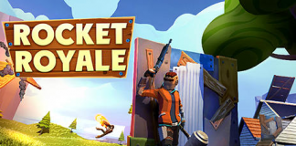 Rocket Royale на Андроид
