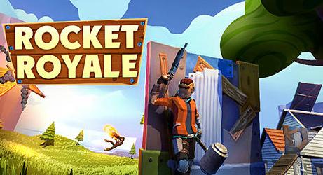 Rocket Royale на Андроид