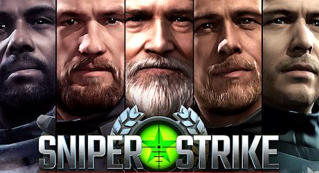 Sniper Strike на Андроид