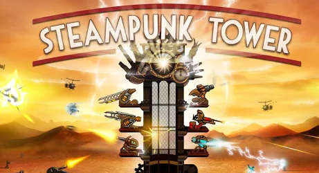 Steampunk Tower на Андроид