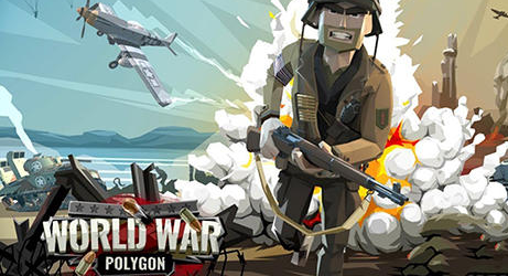 World War Polygon на Андроид