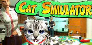 Cat Simulator на Андроид
