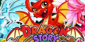История драконов на Андроид