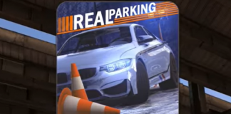 Real Car Parking на Андроид