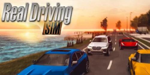 Real Driving Sim на Андроид