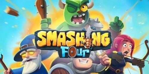 Smashing Four на Андроид