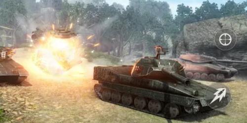War of Tanks на Андроид