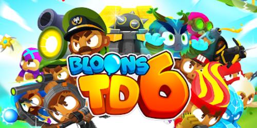 Bloons TD 6 на Андроид