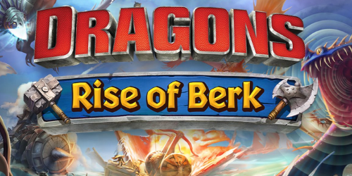 Dragons Rise of Berk на Андроид