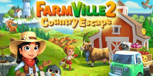 FarmVille 2 на Андроид