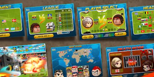 Head Soccer на Андроид