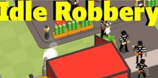 Idle Robbery на Андроид