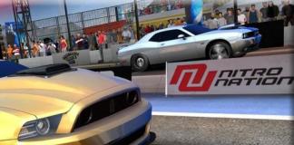 Nitro Nation Drag Drift на Андроид