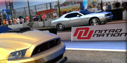 Nitro Nation Drag Drift на Андроид