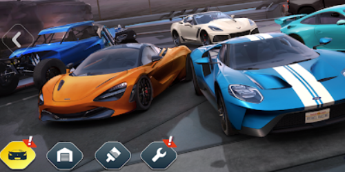 Rebel Racing на Андроид