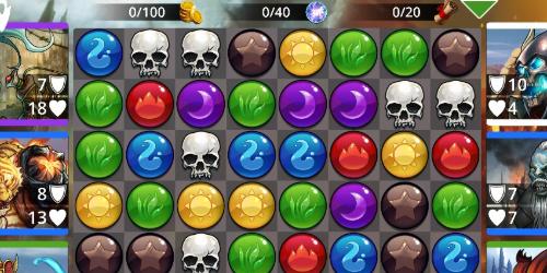 Gems of War на Андроид