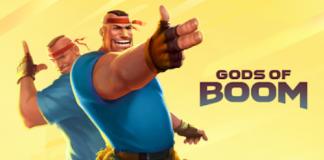 Gods of Boom на Андроид
