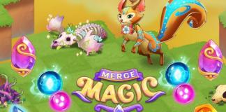 Merge Magic на Андроид