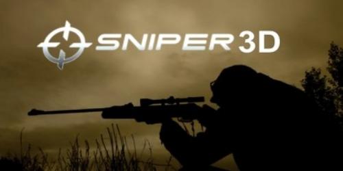 Sniper 3D на Андроид