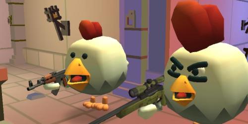 Chickens Gun на Андроид