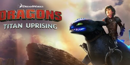 Dragons Titan Uprising на Андроид