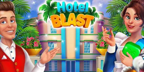 Hotel Blast на Андроид