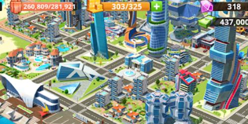 Маленький Большой Город 2 на Андроид