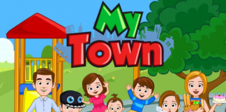 My Town Семейный дом на Андроид