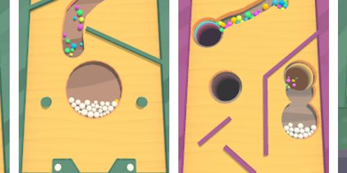 Sand Balls на Андроид