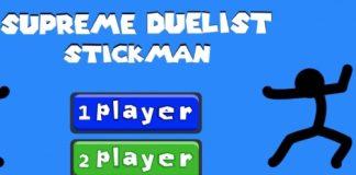 Supreme Stickman на Андроид