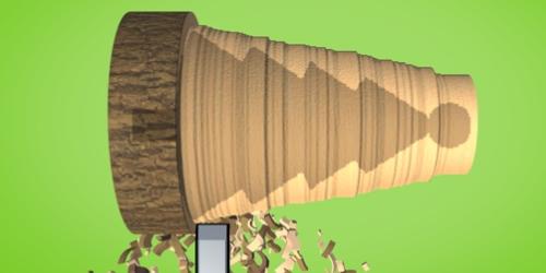 Woodturning на Андроид