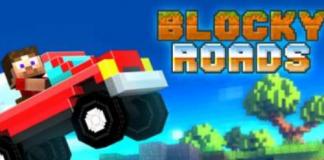 Blocky Roads на Андроид