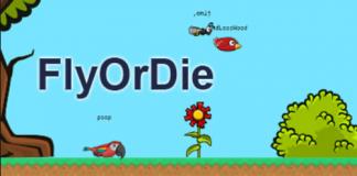 FlyOrDie.io на Андроид
