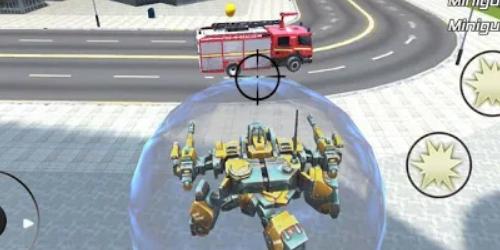 Grand Action Simulator на Андроид