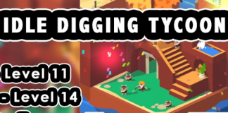 Idle Digging Tycoon на Андроид