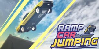 Ramp Car Jumping на Андроид