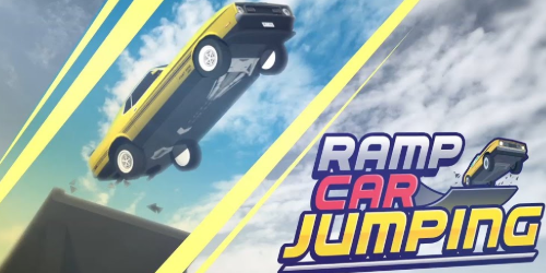Ramp Car Jumping на Андроид