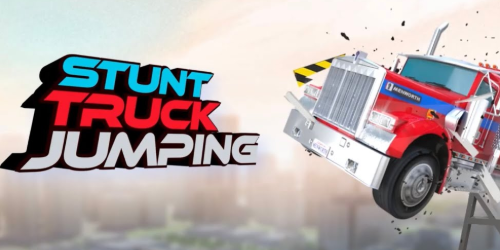 Stunt Truck Jumping на Андроид