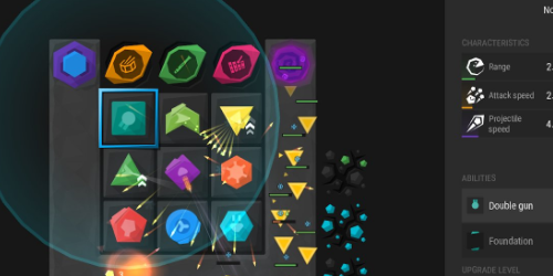 Infinitode 2 на Андроид