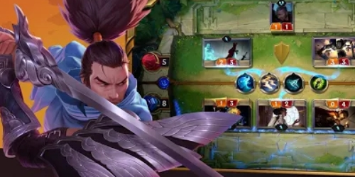 Legends of Runeterra на Андроид