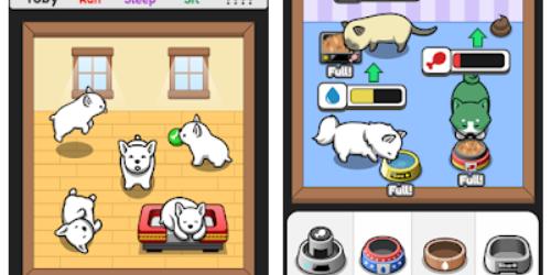 Pet Idle на Андроид